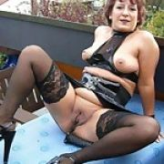 Stockings Granny